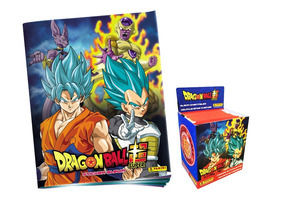Dragon Ball Super - 50 Sobres + Album Obsequio