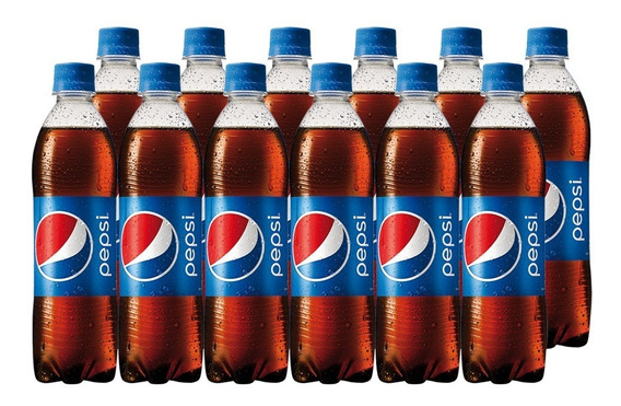 Refresco Pepsi Regular Pack X12 500 Ml