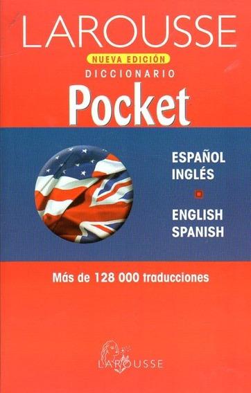 Diccionario Pocket Español - Inglés / Larousse