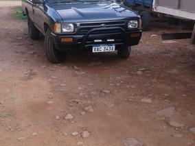 Toyota Hilux 2.4 S/cab 4x2 D 1992
