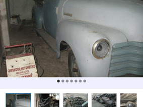 Chevrolet Chevrolet Sapo 1947