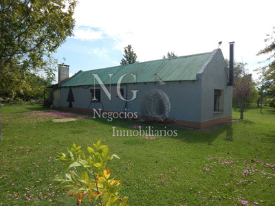 Venta Campo Con Casa En Santa Rosa