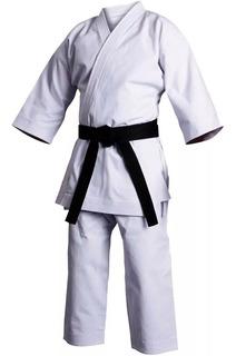 Traje De Karate Karategi Kimono Uniforme Niño Mvdsport