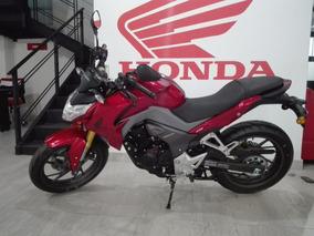 Cb190r Honda Nueva Año 2018 Color Rojo