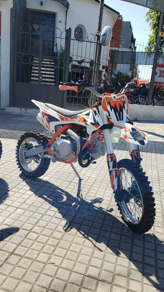 Mini Moto Cross Raveland - 70cc - 90cc - Bike Up