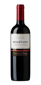 Vino Concha Y Toro Reservado Cabernet Sauvignon 750 Ml