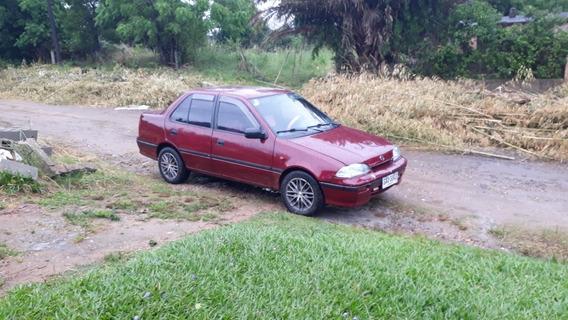 Suzuki Swift 1.4 Gl Mt 1993