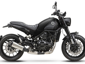 Benelli Leoncino 500 Test Ride. Anotate En Cycles