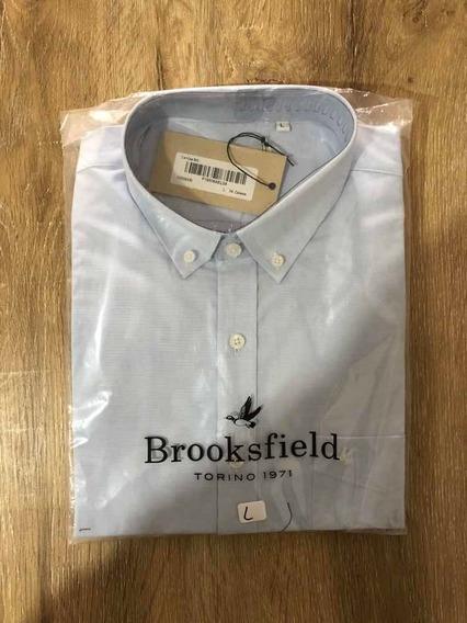 Camisa Brooksfield Talle L