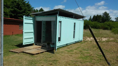 Casa Container-oficina-monoambiente Vendo Permuto Vehículo