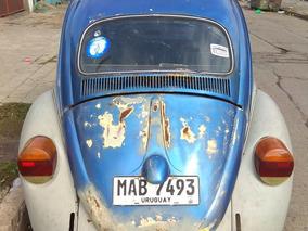 Volkswagen New Beetle Fusca 1300 Año 63