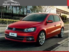 Volkswagen Gol 0km 2019 Financio Con Usd 7900 Se Lo Lleva !