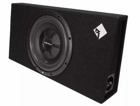 Caja Rockford 12 Single Shallow 250 Watts Rms Tuning R2s1x12