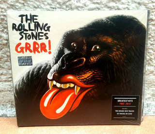 Rolling Stones - Grrr (3cd) Sellado De Fabrica.