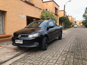 Volkswagen Saveiro 1.6 Cabina Extendida Año 2014