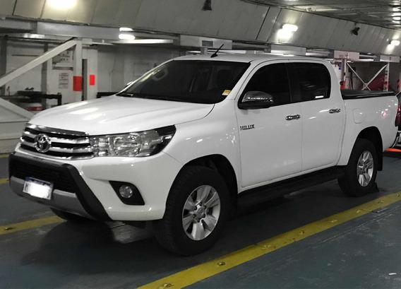 Toyota Hilux 2.4 D.cab. T.dsl Sr 2018
