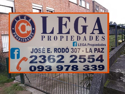 Lega Propiedades Vende Apto En P.b