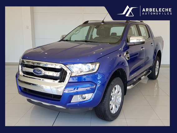 Ford Ranger Limited 0km 3.2 Tdi 200hp 4x4 At! Arbeleche