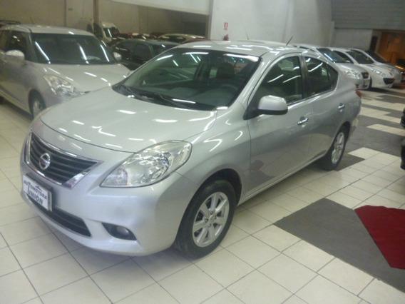 Nissan Versa Advance Inmaculado!!!! Automotora Union