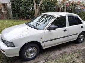 Daihatsu Charade, Sedan