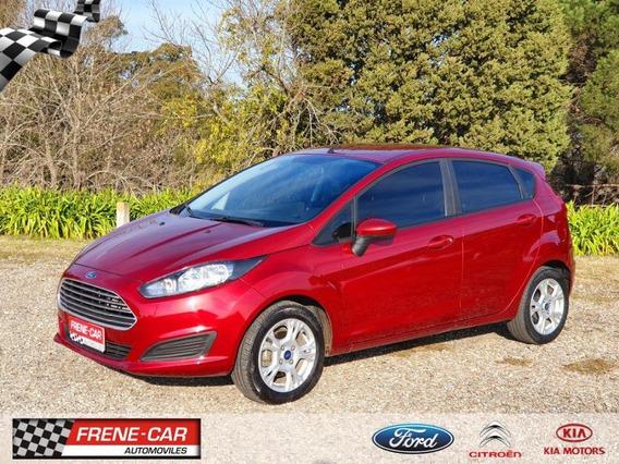 Ford Fiesta S Plus 1.6 2017 Excelente Oportunidad!!