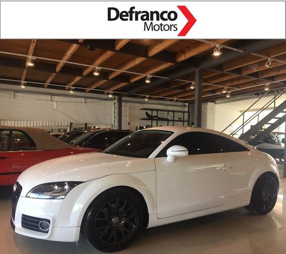 Audi Tt 2.0 Tfsi Permuto Financio Defranco Motors.