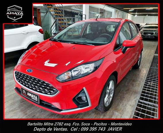 Amaya Garage Ford Nuevo Fiesta Kinetic Design 1.6 S Plus Okm