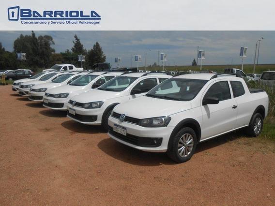 Volkswagen Saveiro Trendline 2016 Excelente - Barriola