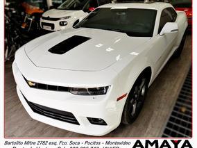 Amaya Garage Chevrolet Camaro Ss V8 Unico 13.000 Kms Nuevo