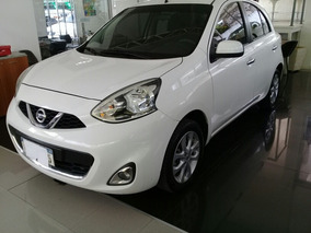 Nissan March 1.6 Sense At 2015