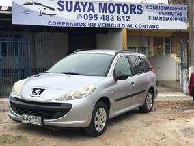 Peugeot 207 1.4cc Sw Compact
