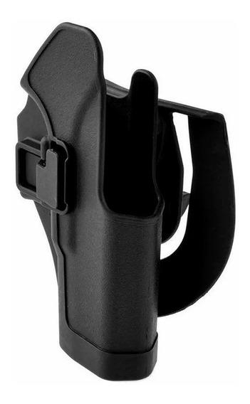Canana Funda Tactica Plástica Para Pistola Glock 17