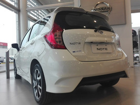 Nissan Note ***sr Cvt*** ***con Patentamiento**