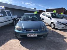 Honda Civic 1.6 Ex At 1998