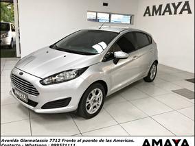 Ford Fiesta S Plus 2017 Inmejorable Estado !! Amaya Motors