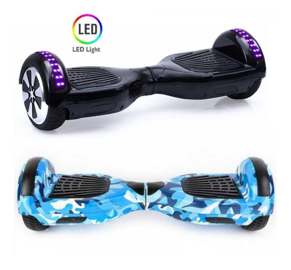 Skate Electrico Patineta A Bateria Hoverboard Balance Wheel