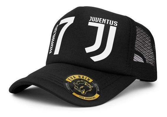 Juventus Cristiano Ronaldo Gorra Trucker Eva Rain