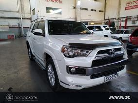 Toyota 4runner Descuenta Iva 2014 Blanco Excelente Estado