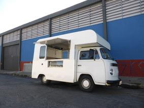 Kombi Foodtruck - Volkswagem 1996 - Food Truck