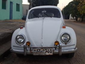 Volkswagen Fusca 1962, 1200cc -