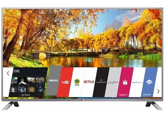 Smart Tv Lg 47 - 3d ( Incluye 4 Lentes )