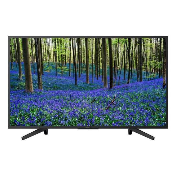 Tv Led Smart Sony 49 4k Hdr X725f Wi Fi Netflix Pcm