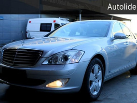 Mercedes Benz S350 2007 Impecable!