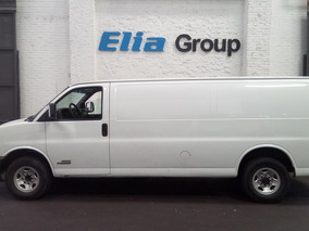 Furgon Chevrolet Van Express Elia Group