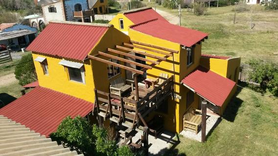 Casa Bitacora Zona Los Botes Y El Cabito A 1 C De 2 Playas