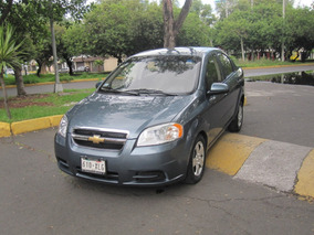 Chevrolet Aveo 1.6 Automatico Factura Original Todo Pagado