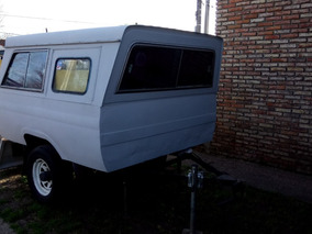 Trailer Carpa Mini Casa Rodante