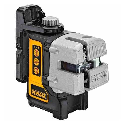 Nivel Laser Autonivelante 60m 3 Lineas Dw089k Dewalt