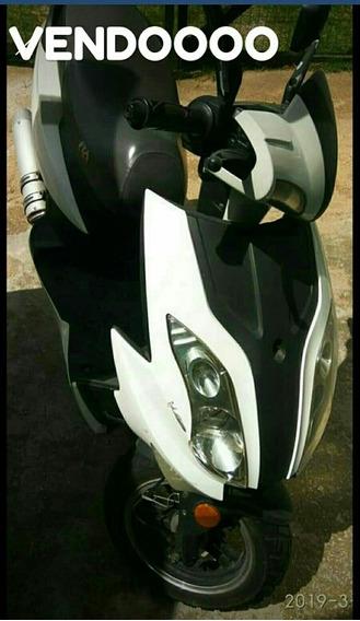 Moto Scooter Winner Twist 50 Cc