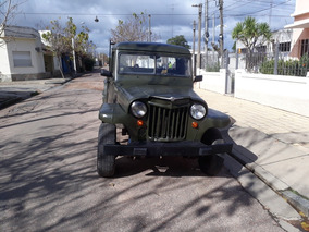 Jeep Pick Up Camioneta